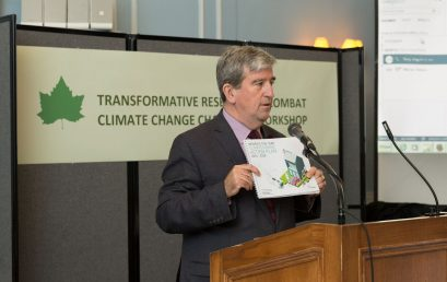 Faculty's Climate Change Workshop