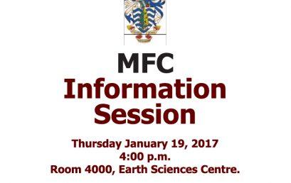 MFC Information Session