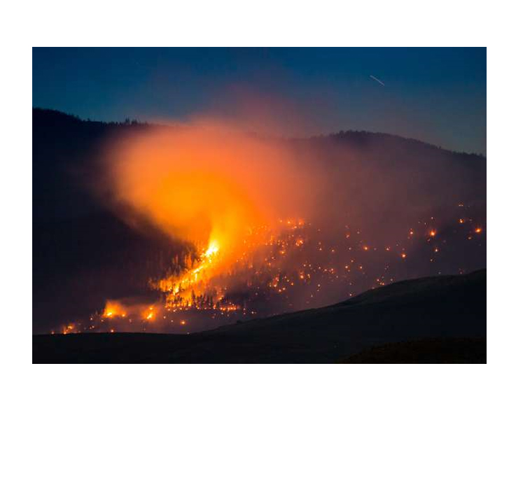 Climate change extending forest fire season in Ontario & Alberta, researcher finds – [Audio]