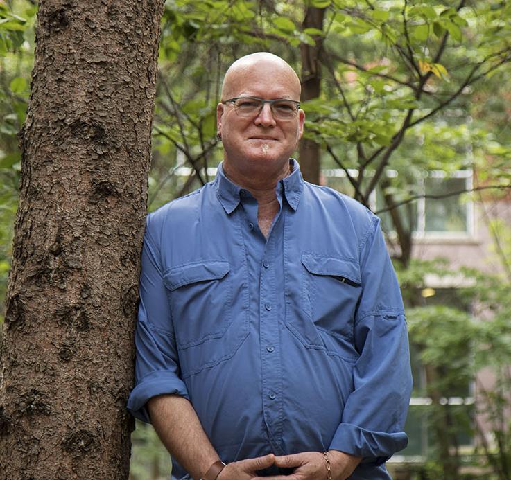 Meet Robert Wright, our new dean