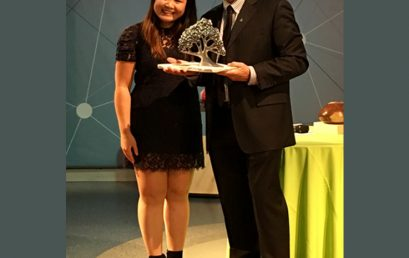 MFC Student Laura Nguyen Wins Tree Canada's Urban Forestry Student Award