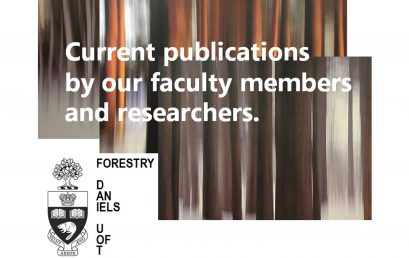 2020 Forestry Publications