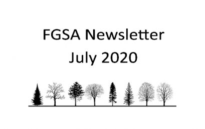 FGSA Newsletter July 2020