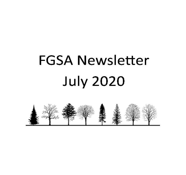 FGSA Newsletter July 2020