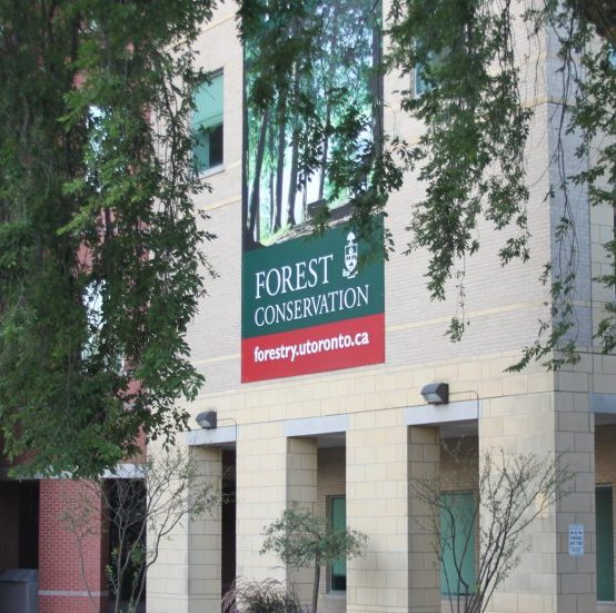 The Daniels Faculty's forestry program is now the Institute of Forestry and Conservation
