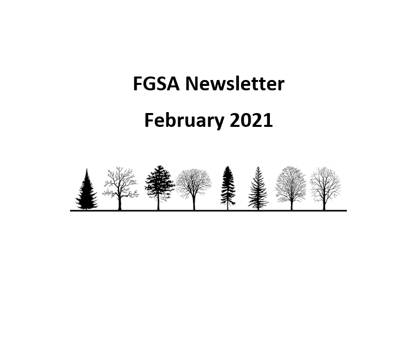 FGSA Newsletter February 2021