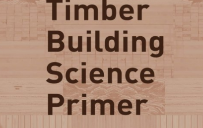 The Mass Timber Institute releases an open-access Mass Timber Building Science Primer