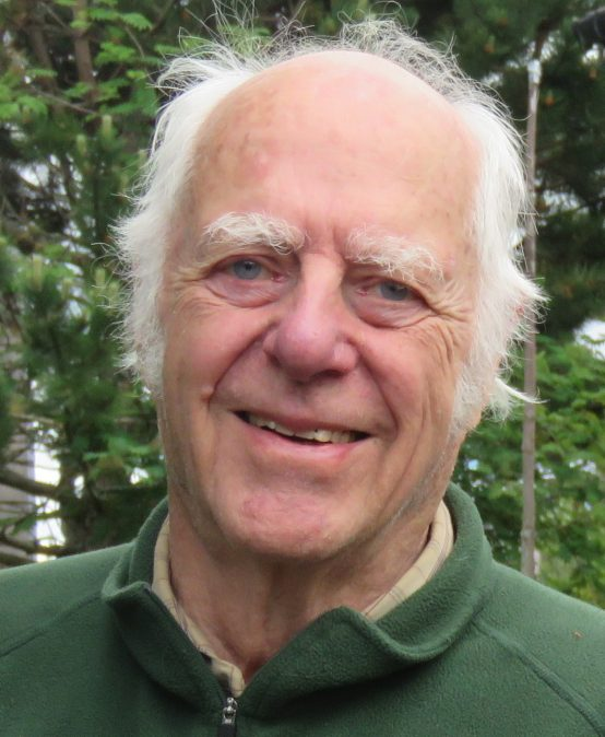 Nature poetry book published by Paul Aird, Professor Emeritus